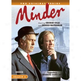 Minder Season 4 Dvd