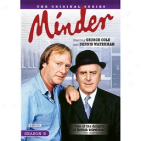 Minder Season 5 Dvd