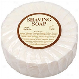 Mitchell's Original Wool Fat Shaving Soap Refill