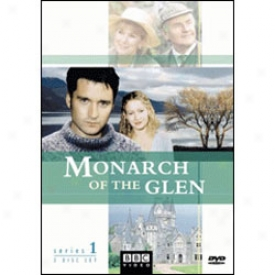 Monarch Of The Glen Series 1 Dvd