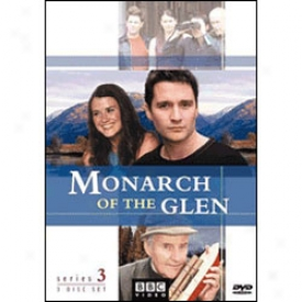 Monarch Of The Glen Succession 3 Dvd