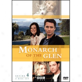 Monarch Of The Glen Series 4 Dvd