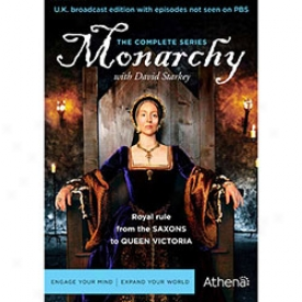 Monarchy: The Complete Series Dvd