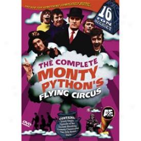 Monty Python 16 Ton Megaset Dvd