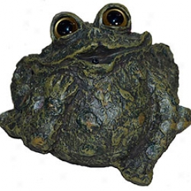 Motion-activated Croaking And Whistling Toads Whistling