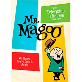 Mr Magko The Tekevision Collection 1960-1977 Dvd