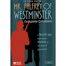 Mr Palfrey Of Westminster Dvd