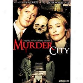 Murder City Dvd