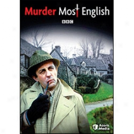 Murder Most English Dvd