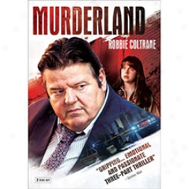 Murderland Dvd