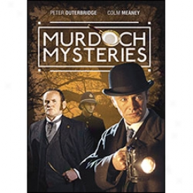 Murdoch Mysteries The Movie Collection Dvd