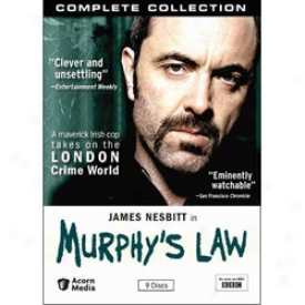 Murphy's Law Complete Collection Dvd