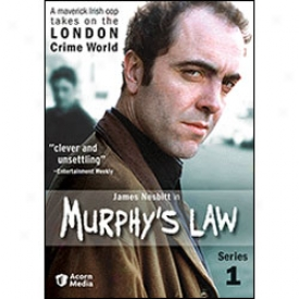 Murphy's Law Series 1 Dvd