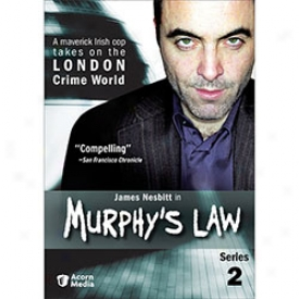 Murphy's Law Series 2 Dvd