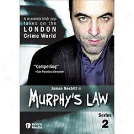 Murphy's Law Series 2 Dvd