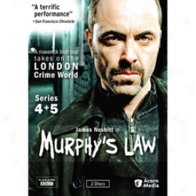 Murphy's Law Succession 4+5 Dvd