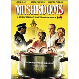 Mushrooms Dvd