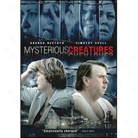 Mystrrious Creatures Dvd