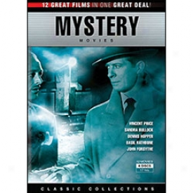 Mystery Movies Value Pack Dvd