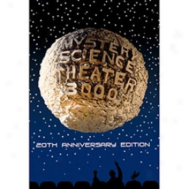 Mystery Science Scene 3000 Dvd