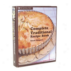 National Trust Com0lete Traditional Recipe Book