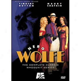 Nero Wolfe Collection Dvd