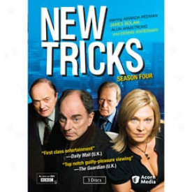 New Tricks Season Four Dvd