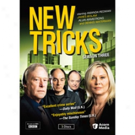New Tricks Season Three Dvd