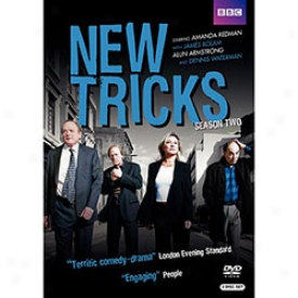 New Tricks Season Two Dvd