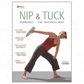 Nip & Tuck Workout The Natural Way Dvd