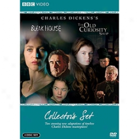 Old Curiosity Shop/bleak House Dvd