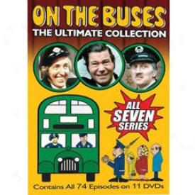 On The Buses The Ultimate Collection Dvd