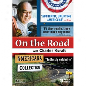 On The Road Upon Charles Kuralt Americana Accumulation Dvd