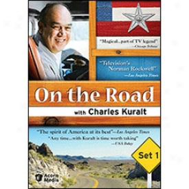 On The Road With Charles Kuralt Set 1 Dvd