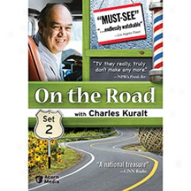 On The Road With Charles Kuralt Set 2 Dvd