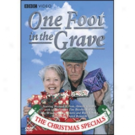 One Foot In The Grave 1996 & 19997 Christmas Specials Dvd