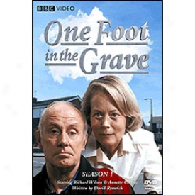 One Foot In The Grave Season 1 Dvd