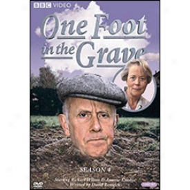 One Foot Ib The Grave Season 4 Dvd