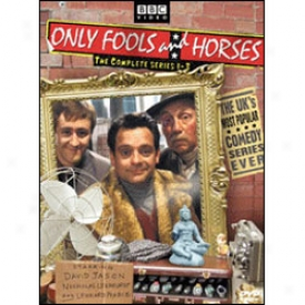 Only Fools And Horses Series 1-3 Dvd