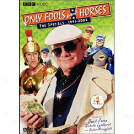 Only Fools And Horses The Specials Dvd