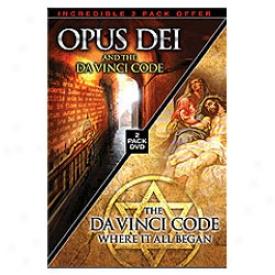 Opus Dei / The Davinci Code Dvd