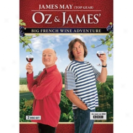 Oz & James Pregnant Frenh Wine Adventjre Dvd