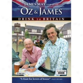 Oz & James Imbibe To Britain Dvd