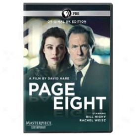 Page Eight Dvd