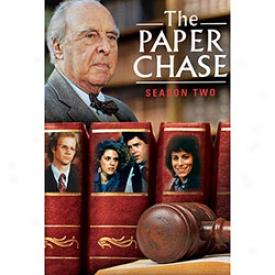 Paper Chase Season Two Dvd