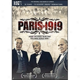 Paris 1919 Dvd