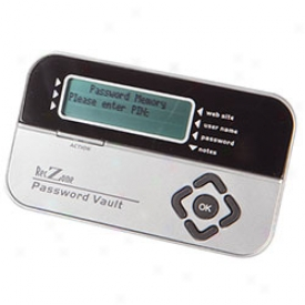 Password Memory Keeper