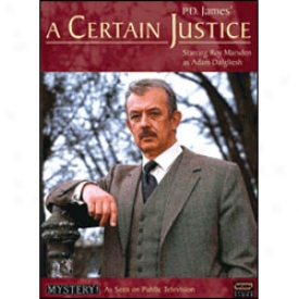 Pd James A Certain Justice Dvd