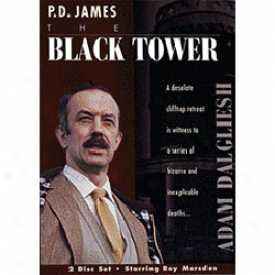 P.d. James - Black Tower Dvd
