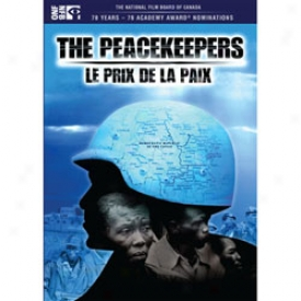 Peacekeeepers Dvd